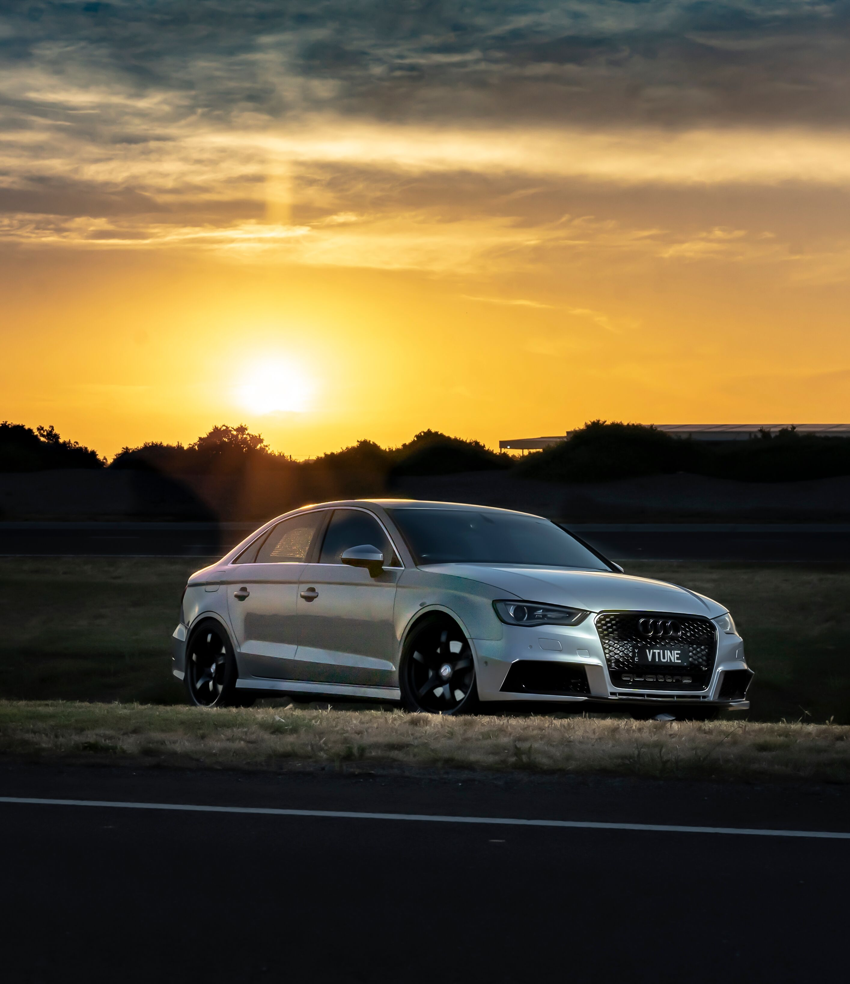 Audi S3 Sunset V-Tech Australia